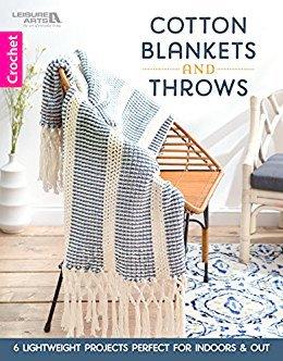 Afghan blanket crochet pattern