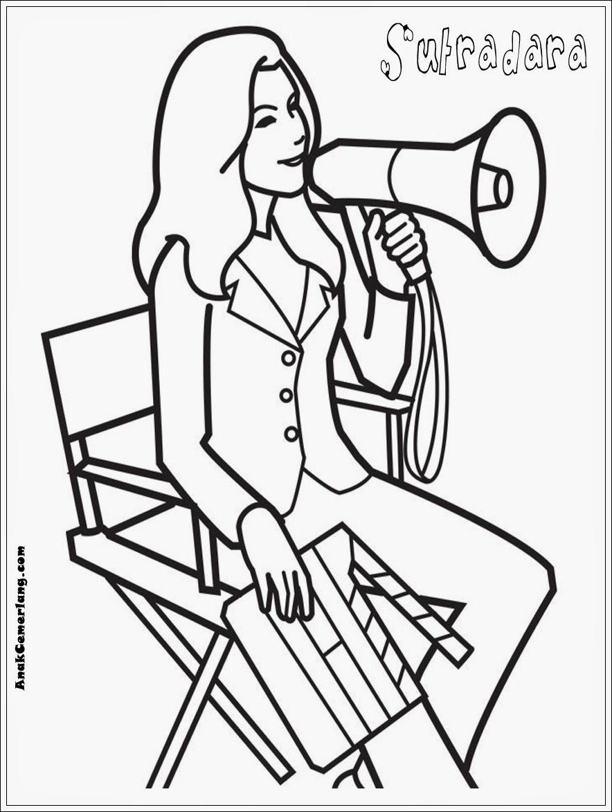 Kumpulan Gambar Kartun Muslimah Guru Kantor Meme