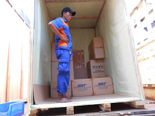 International Relocation in North Sumatera