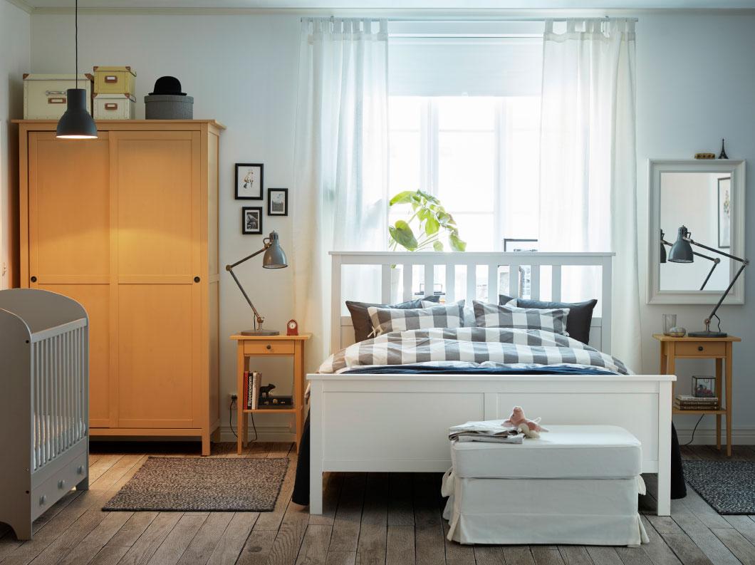 M veis ikea para renovar a decora o do quarto decora o - Ikea mantas para camas ...