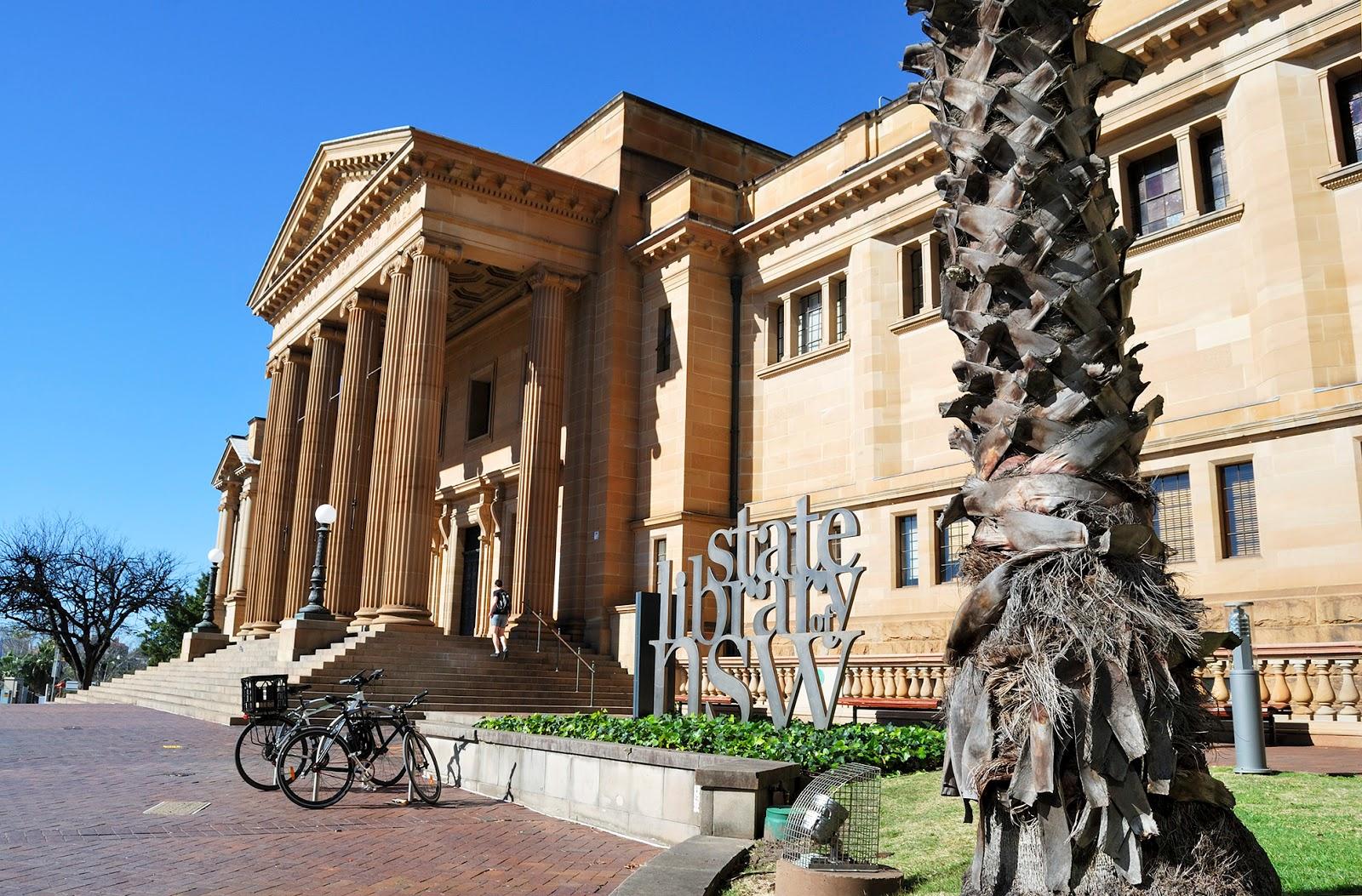 library sydney australia