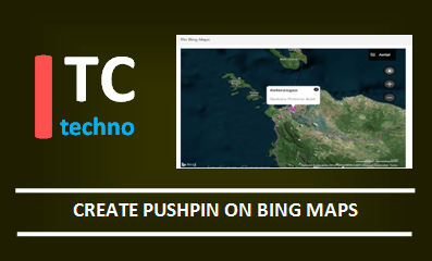 How to Add Pushpin Bing Maps to Our Site