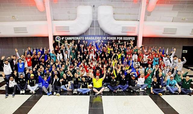 Campeonato Brasileiro de Poker por Equipes terá seleção Sergipana