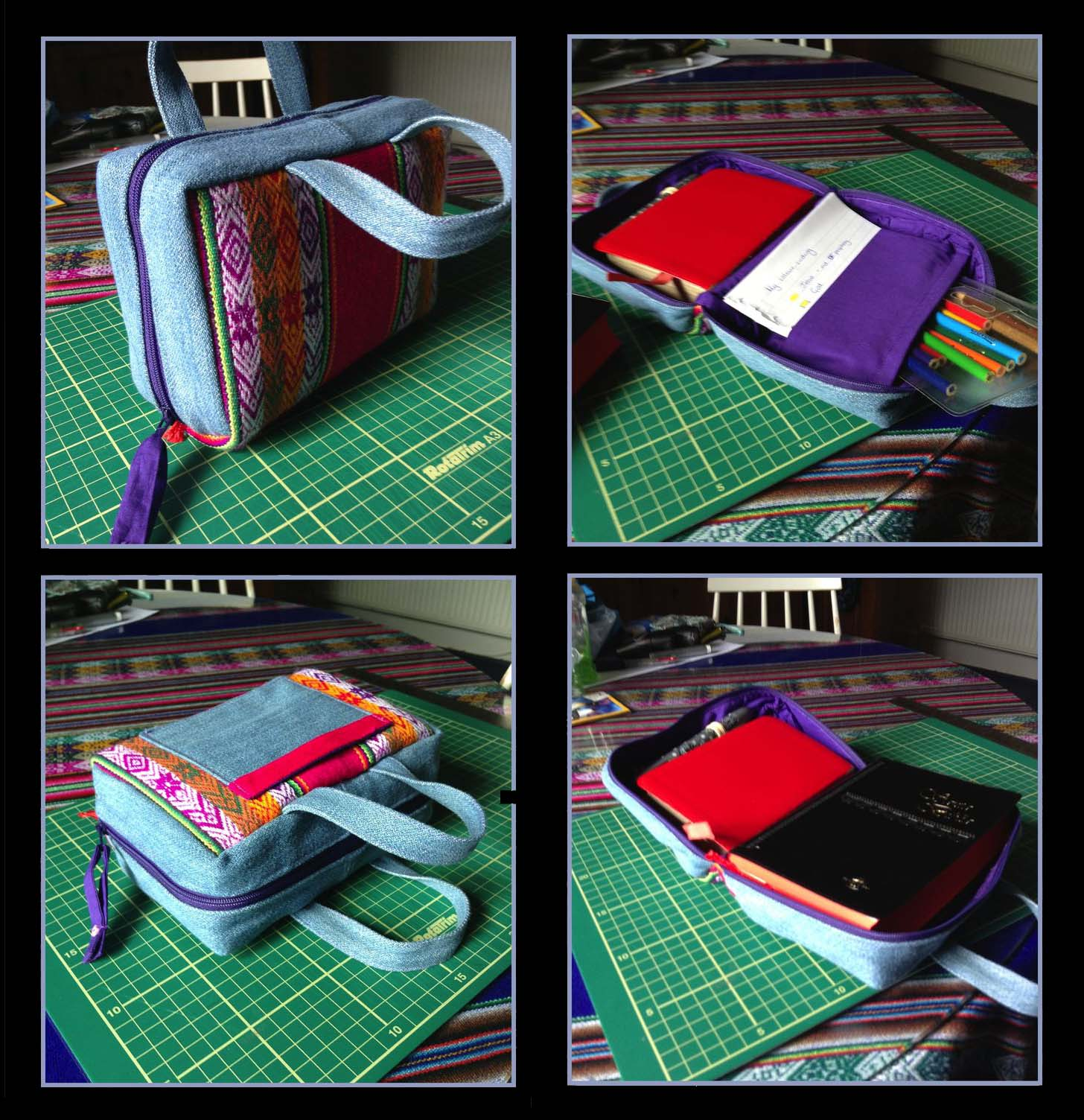Book Cover Tutorial Xbox One : Tracy s treasury make your own bible cover sewing tutorial