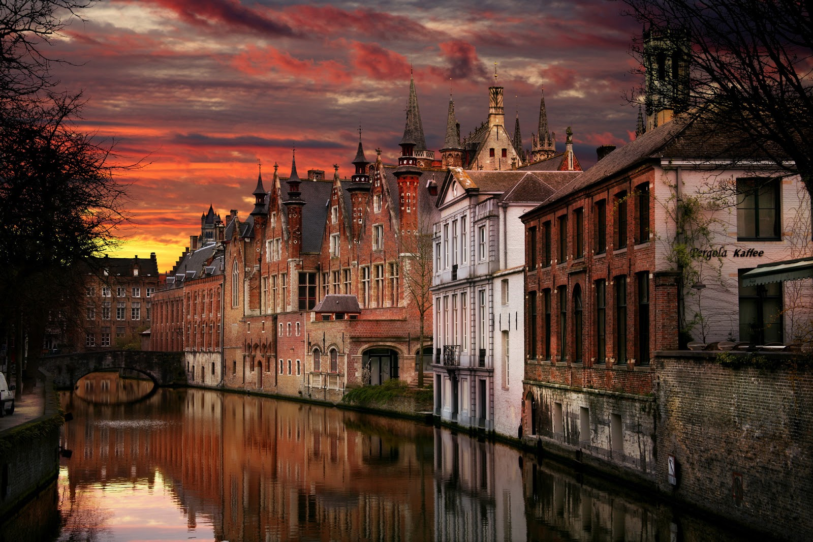 Bruges, Belgium HD Wallpapers 1080p
