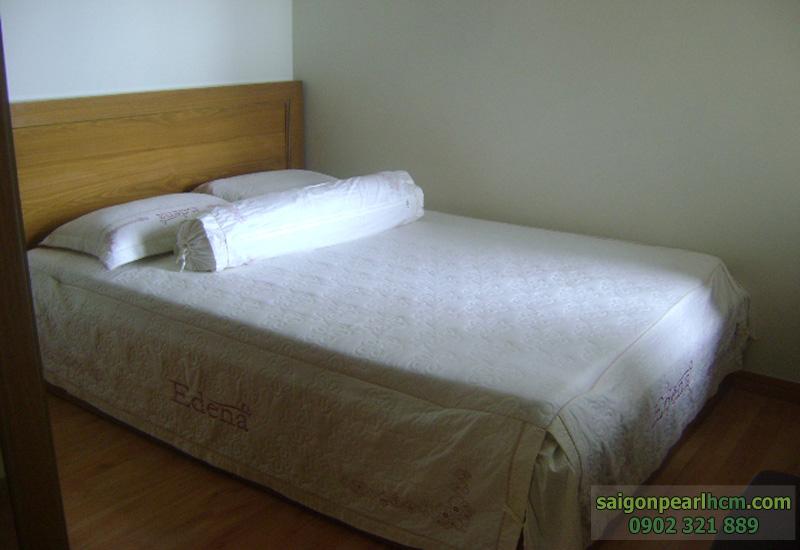 phòng ngủ 2 căn hộ saigon pearl 89m2