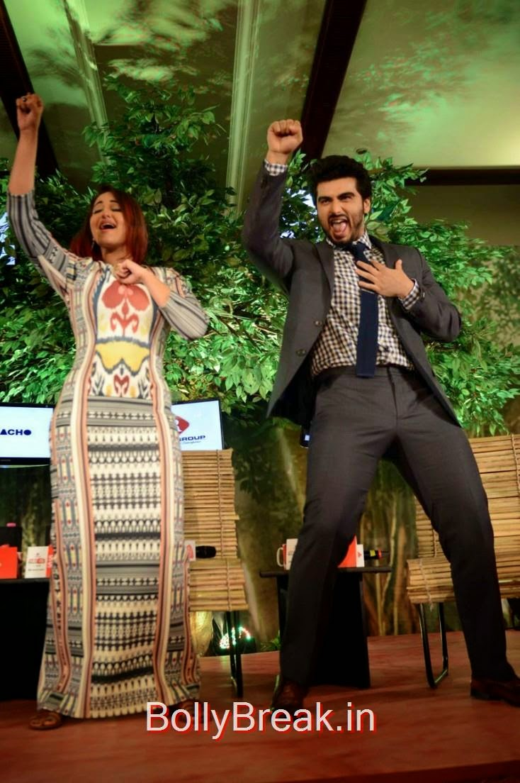 The signature step of Superman from their upcoming film, Tevar