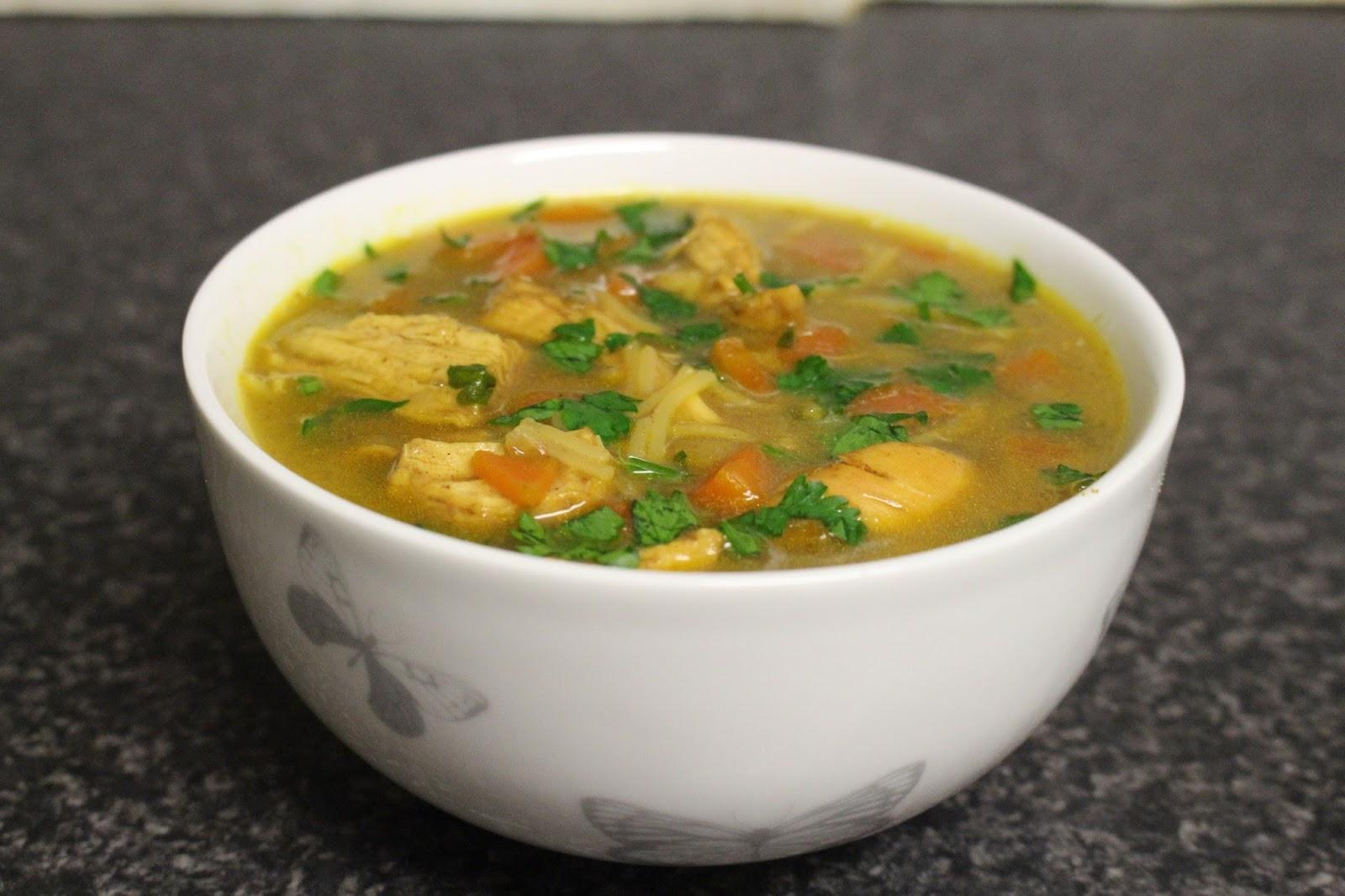 pakistani chicken soup - HD1600×1066