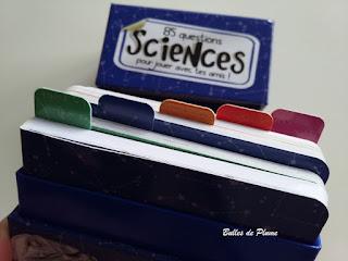 85 questions de sciences pour jouer avec tes amis ! Grund Sciences et Vie