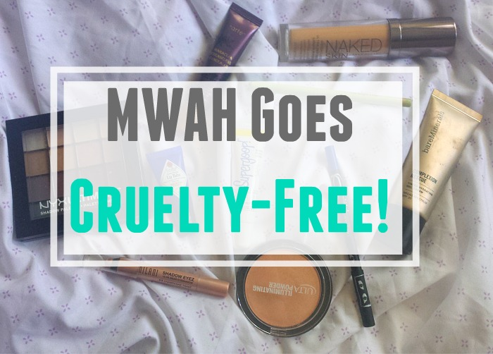 HEART TO HEART | MWAH is Going Cruelty Free!