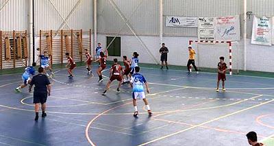 Balonmano Santiago Aranjuez