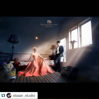 Repost from our lovely client @icha_gelar photoshoot by @staaar_studio