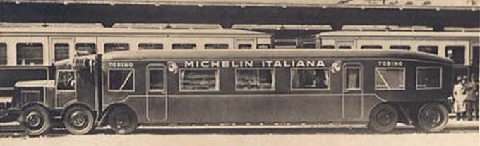 Storia della Roma-Lido - La Michelina