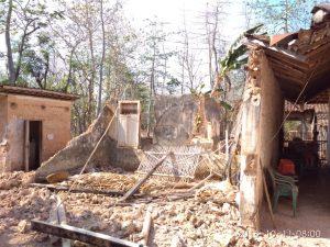 Gempa Bumi di Pulau Garam Sisakan Duka dan Kerugian Bagi Warga Sumenep