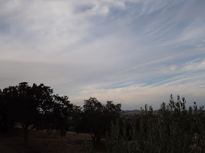 Cloudy Sky View East of Bethel Road, © B. Radisavljevic