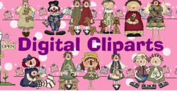 Digital ClipArts
