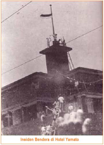 Insiden Bendera di Hotel Yamato Surabaya (19 September 1945)
