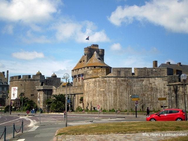 Saint-Malo, Bretaña Francesa