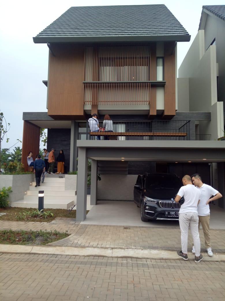 Rumah Caelus BSD