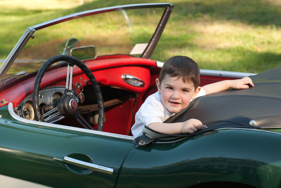 Newest Austin-Healey enthusiast