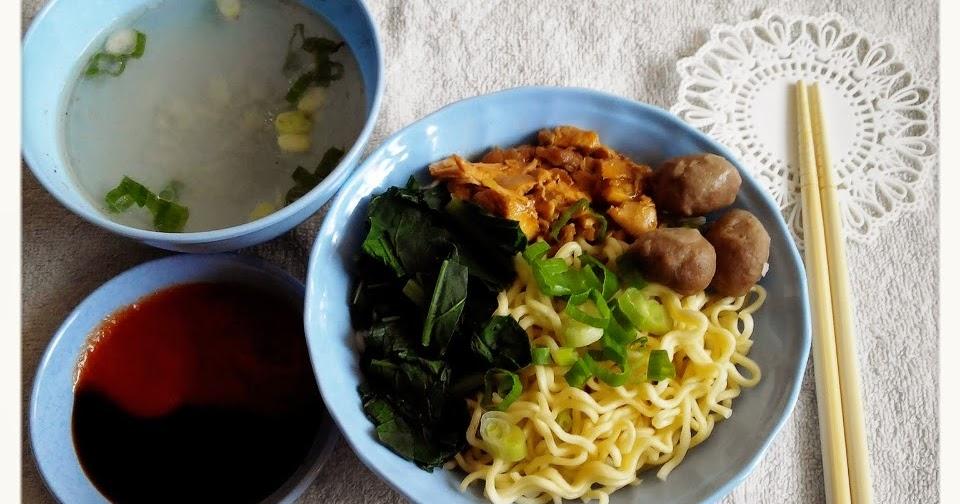 Resep Cake Pisang Diah Didi: Resep Mie Ayam Bakso Ala Diah Didi (Diah Didi's Kitchen