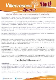 Villecresnes Avenir N°9 - Août 2017