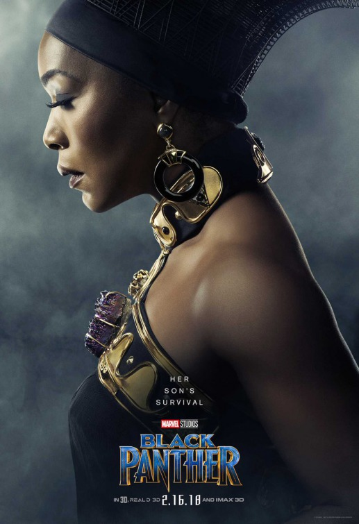 Black Panther Ramonda poster