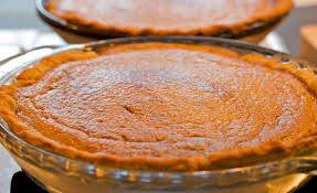Ft Lauderdale Personal Chef - Tofu Pumpkin Pie