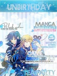Unbirthday - Pandora Hearts online magazine