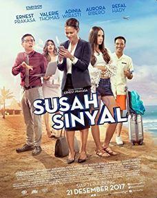 Download Susah Sinyal (2017) Full Movie HD Bluray