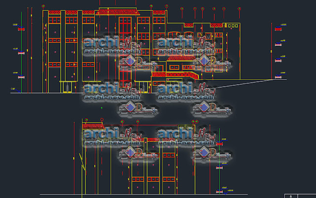 Download AutoCAD CAD dwg viewer online file Paper Factory