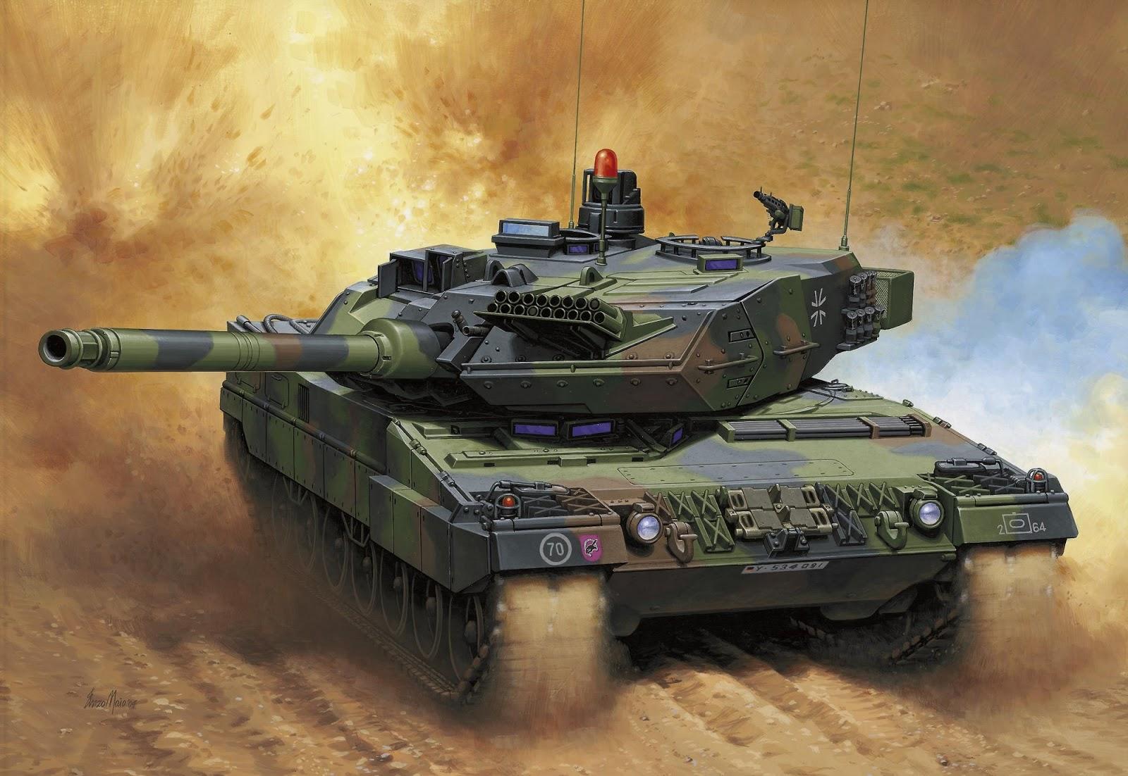Perfect Armor: Leopard II  Perfect Armor: ...