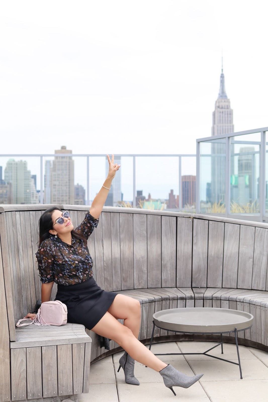 new york city rooftop pic