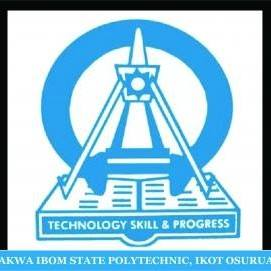 Akwa Ibom State Poly HND Admission List for 2018/2019 Academic Session