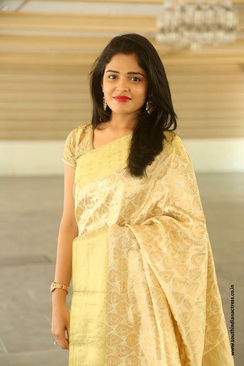 Harshita at Silk India Expo 2017 Launch
