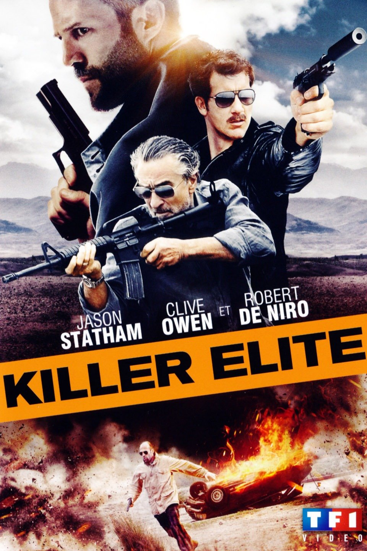 Killer Elite 2011 Hindi Dual Audio 350MB BluRay 480p ESubs
