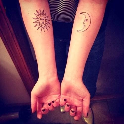 Top 50 Best Matching Tattoos Ideas