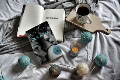 Zła Julia - Leisa Rayven | Recenzja
