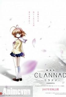 Clannad Movie -  2007 Poster