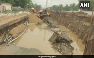 road-collapse-in-patna-by-heavy-rain