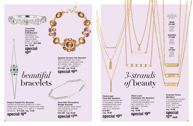 Avon Custom Jewelry