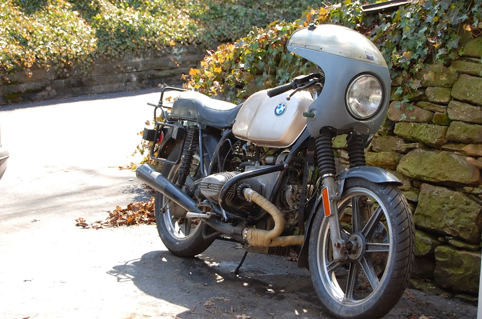 My BMW's now | Nelson's BMW airhead motorcycles