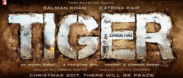 poster Tiger Zinda Hai Movie [2017]