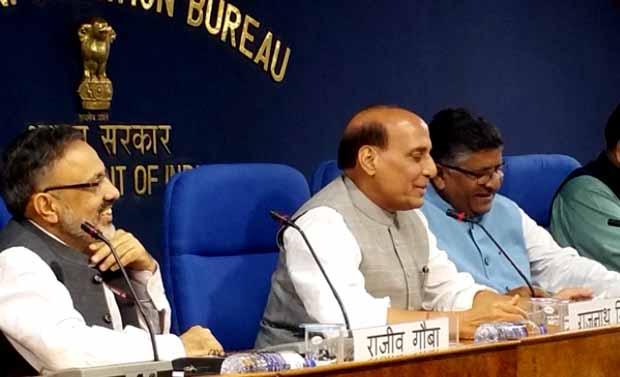 New Delhi, Modi Cabinet, Rajnath Singh, Ravishankar Prasad, Police modernisation, umbrella scheme