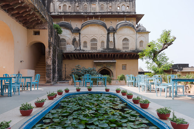 Stay at Neemrana Fort Palace