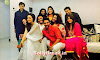 Sana Khan with her friends