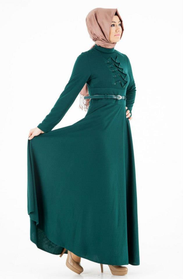 فخامة الحجاب التركي 428267_4132362320951