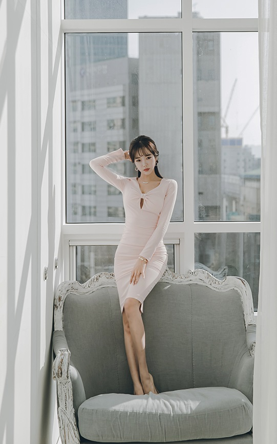 Korean Model Kang Eun Wook on Magazine Jan 2017