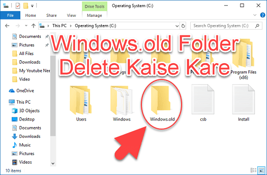 how-to-delete-windows.old-folder