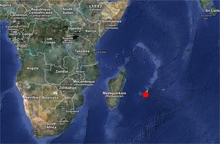 Incredibile scoperta resti continente perduto: Mauritia